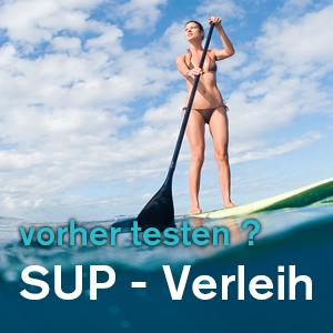 SUP-Verleih